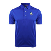 Royal Dry Mesh Polo-Blue Jays Mascot