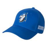 Royal Heavyweight Twill Pro Style Hat-Blue Jays Mascot
