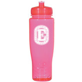 Spectrum Pink Sport Bottle 28oz-Official Logo