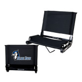 Stadium Chair Black-Blue Jays