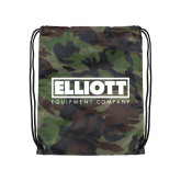 Camo Drawstring Backpack-Primary Mark
