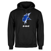 Black Fleece Hoodie-Band