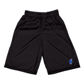 Russell Performance Black 9 Inch Short w/Pockets-Viking Head