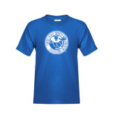 Youth Royal T Shirt-Football Classic
