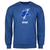 Royal Fleece Crew-Dad