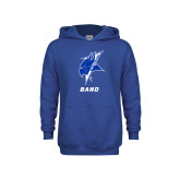 Youth Royal Fleece Hoodie-Band