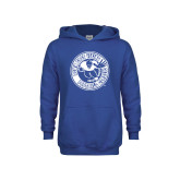 Youth Royal Fleece Hoodie-Football Classic