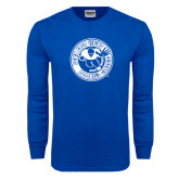 Royal Long Sleeve T Shirt-Football Classic