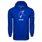 Under Armour Royal Performance Sweats Team Hoodie-Band