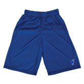 Russell Performance Royal 9 Inch Short w/Pockets-Viking Head