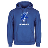 Royal Fleece Hoodie-Bowling