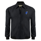 Black Players Jacket-Viking Head