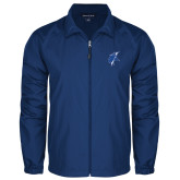 Full Zip Royal Wind Jacket-Viking Head