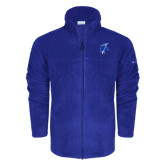 Columbia Full Zip Royal Fleece Jacket-Viking Head