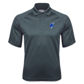 Charcoal Dri Mesh Pro Polo-Viking Head