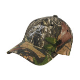 Mossy Oak Camo Structured Cap-Viking Head