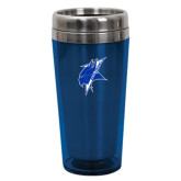 Solano Acrylic Blue Tumbler 16oz-Viking Head