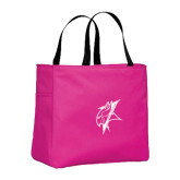 Tropical Pink Essential Tote-Viking Head
