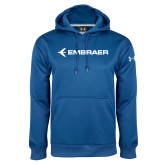Under Armour Royal Performance Sweats Team Hoodie-Embraer