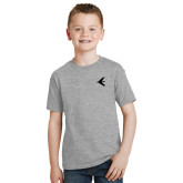 Youth Grey T-Shirt-Embraer Bird
