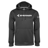 Under Armour Carbon Performance Sweats Team Hoodie-Embraer