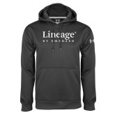 Under Armour Carbon Performance Sweats Team Hoodie-Lineage By Embraer