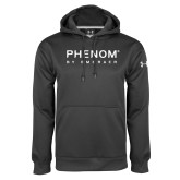 Under Armour Carbon Performance Sweats Team Hoodie-Phenom By Embraer
