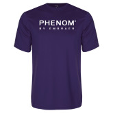 Syntrel Performance Purple Tee-Phenom By Embraer