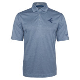 Nike Golf Dri Fit Navy Heather Polo-Embraer Bird