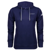 Adidas Climawarm Navy Team Issue Hoodie-Legacy By Embraer