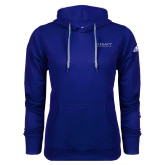 Adidas Climawarm Royal Team Issue Hoodie-Legacy By Embraer