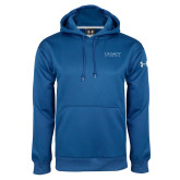 Under Armour Royal Performance Sweats Team Hoodie-Legacy By Embraer