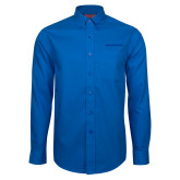 Red House French Blue Long Sleeve Shirt-Embraer