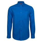 Red House French Blue Long Sleeve Shirt-Legacy By Embraer