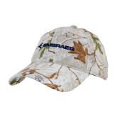 Realtree Xtra Snow Unstructured Hat-Embraer