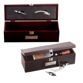 Napa Wine Case-Legacy By Embraer Engraved