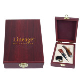 Tuscany Wine Set-Lineage By Embraer Engrave