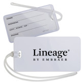 Luggage Tag-Lineage By Embraer