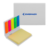 Micro Sticky Book-Embraer