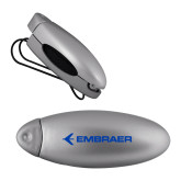 Silver Bullet Clip Sunglass Holder-Embraer