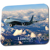 Full Color Mousepad-Lineage 1000 Over Clouds