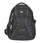 High Sierra Swerve Compu Backpack-Lineage By Embraer