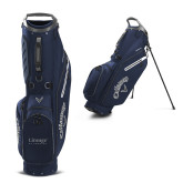 Callaway Hyper Lite 4 Navy Stand Bag-Lineage By Embraer