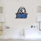 3 ft x 3 ft Fan WallSkinz-EMU w/ Lion Head