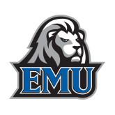 Medium Decal-EMU w/ Lion Head, 8 inches tall
