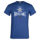 Royal T Shirt-Basketball Design