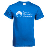 Royal T Shirt-University Logo