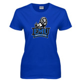 Ladies Royal T Shirt-Track & Field