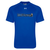 Under Armour Royal Tech Tee-Institutional Logos