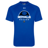 Under Armour Royal Tech Tee-Soccer Design